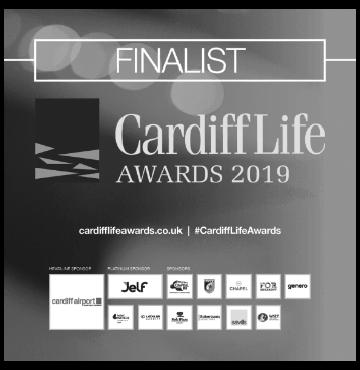 Cardiff Life Awards 2019 Finalist